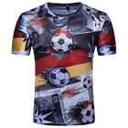World Cup Shirt Germany SMALL-2XL XXL Unisex Men Women Soccer 2018 Football #2 image