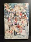 """""""AZOULAY"""" ALONG THE LINESOF  SIGNED PRIMIER COLLECTORS EDITION BOOK WITH ETCHING"""