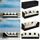 Outdoor Garden Sofa Furniture Bed Patio Sun Bed Lounger With Cushion & Pillow Us
