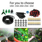 Hot Automatic Micro Drip Irrigation System Garden Self Watering Equipment Kit K