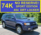 2002+Toyota+4Runner+NO+RESERVE+SPORT+MODEL+SUPER+CLEAN+RARE+COLOR+LOOK
