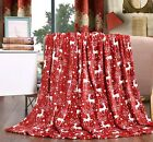 "Velvet Touch Holiday Throw Fleece Blanket (50"" x 60"") image"