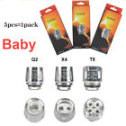 SMOK TFV8 Baby Coils Tank - T8/T6/X4/Q2/M2 Replacement Coil