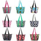 Large Insulated Lunch Tote Bag Nylon Cooler Picnic Travel Food Box Carry Fashion