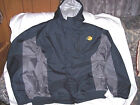 Mens 2X Tall Jacket Windproof Coat Water Reisistant Insulated Fishing Jacket 2XT