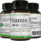 Vitamin E 400 IU / Helps protect against free radicals - A natural antioxidant on eBay