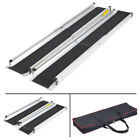 Lighweight Aluminium Telescopic Channel Ramps - 6ft with Carry Bag