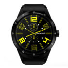 Bluetooth 3G Smart Watch WCDMA/GSM Heart Rate Monitor Pedometer GPS Wristwatch