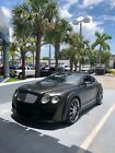 2005+Bentley+Continental+GT+black