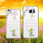 DISNEY TINKERBELL FAIRY CHERRY BLOSSOM   Phone Case Cover for iPhone Samsung