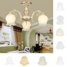 Glass Lamp Lighting Shades Opening Process Circular Ceiling