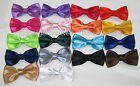 Ballroom Modern Latin Dance Dress Men's Bowtie (Plain Tie/Tie+DIY stone/stoned)