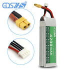 3S Lipo Battery 11.1V 4200MAH 30C xt60 T plug RC Helicopter drone car halicopter