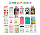 10x13 Poly Mailers Designer Fun Self Adhesive Shipping Bags 50,100, 200 Assorted