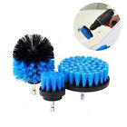 3Pcs Window Floor Carpet Glass Clean Drill Brush Tile Grout Power Scrubber Beamy