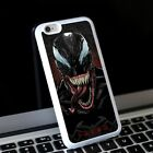 Venom Eddie Brock Spider-Man Rubber Phone Case Cover for iPhone 6/6s 7 8 Plus X