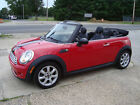 2009+Mini+Cooper+Convertible+59k+Mls+Salvage+Rebuildable+Repairable