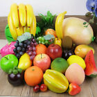Fruit Plastic Lifelike Home Food Decor Realistic Artificial kitchen Display Fake