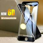 ihpone6/7/8/X 6D HD Cold Carving Full Screen Tempered Glass Protective Film