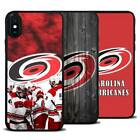 For iPhone Samsung Galaxy NHL Carolina Hurricanes Ice Hockey Silicone Case Cover $8.18 USD on eBay