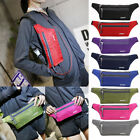 Outdoor Sport Waist Pack Ultra-thin Belt Fanny Pack Crossbody Phone Pocket Bag
