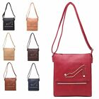 Ladies Faux Leather Stiletto Shoe Cross Body Bag Shoulder Bag Handbag MA34551