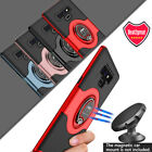 Внешний вид - For Samsung Galaxy Note 9 Ring Holder Shockproof Bumper Rugged Armor Case Cover