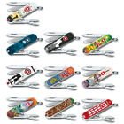 Victorinox Classic Places of the World SD Ltd Edition Swiss Army Knife/Scissors