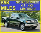 2000+Toyota+Tundra+NO+RESERVE+55K+LIMITED+4%2E7L+V8+4X4+1+OWNER+WOW%21%21%21
