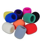 Multicolor Handheld Stage Microphone Windscreen Foam Mic Cover HF