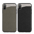 For IPHONE XR / XS MAX / NOTE 9 / S9 / S8 CARBON METALLIC FUSION CASE