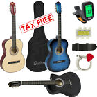 Mini Acoustic Guitar Kids Small Travel Children Beginners Yo