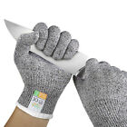 Cut Resistant Gloves High Performance Level 5 Protection Food Grade Household