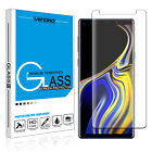 For Samsung Galaxy Note 9 Full Coverage Tempered Glass Screen Protector HD Film