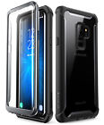 Samsung Galaxy S9+ PLUS Case, i-Blason Ares FullBody Cover with Screen Protector