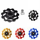 Bicycle Derailleur Rear Guide Jockey Wheel Tooth Aluminum Alloy Pulley Bearing