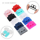 New 10 Colors Anti-lost Strap Silicone Case Cover Skin Holder for Apple AirPods