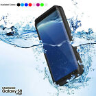 Waterproof Dirt Shockproof Protective Case Full Cover For Samsung Galaxy S8 Plus