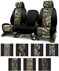 Mossy Oak Coverking Seat Covers for Chevrolet Silverado 1500HD 2500HD 3500