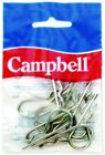 Part B3899816 Hitch Pin Clip 1/16 Campbell Y/C 10/Bag, by Apex, Single Item, Gre