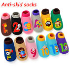 Hot sale Cotton Cute Boys Girls Baby Socks Fashion Cartoon Soft Floor Baby Sock