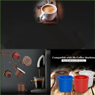 Reusable Nespresso Gusto Pod Capsule Coffee Filter Cup Filled Repetitive Filter