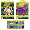Sticky Slime Creature Ex Large 10cm Party Bag Filler 1-50 Xmas Stocking Toy