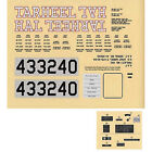 Top Flite Decals Giant P-47 TOPA1821