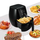 4.5L Electric Air Fryer Cooker Auto Digital Timer Temperature Control Touchscree