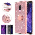 Fr Samsung Galaxy S8 Case,Glitter Cute Cover Girls with Kick