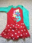 Hanna Andersson Girls Two Pice Seimsuit 140 Size 9-11