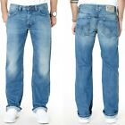 Diesel Larkee - Herren Jeans Hose - Regular Straight Fit - Low Waist - *SALE