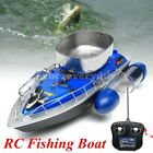 Mini Remote Control RC Wireless Fishing Lure Bait Boat For Fish Finder 80-300M
