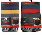 RUSSELL Boxer Briefs 6 Pack Russell Athletic Performance short leg
